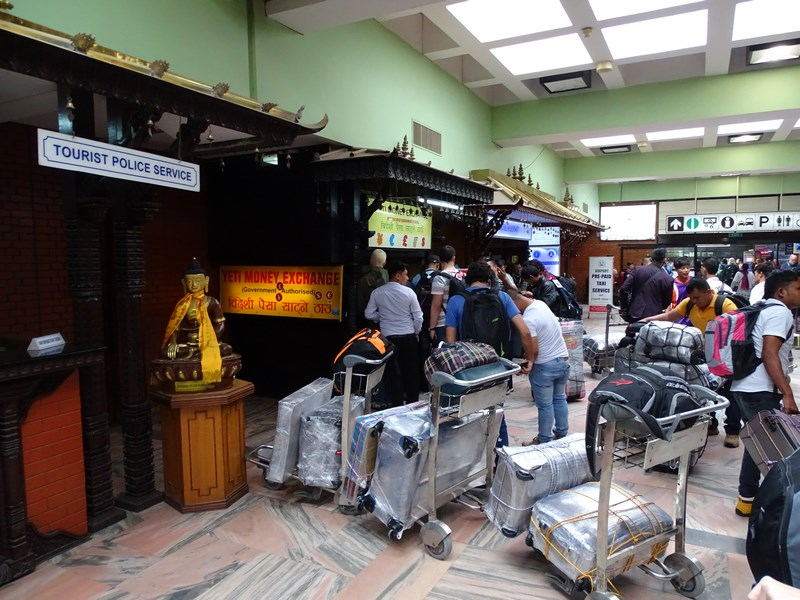 . Hol Aeroport Kathmandu