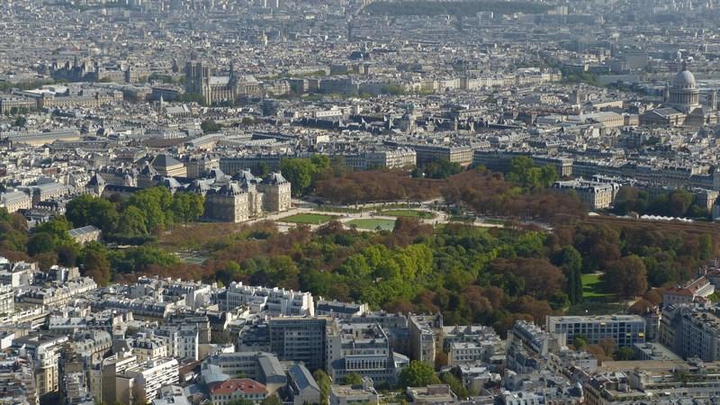 Gradina Luxembourg Paris