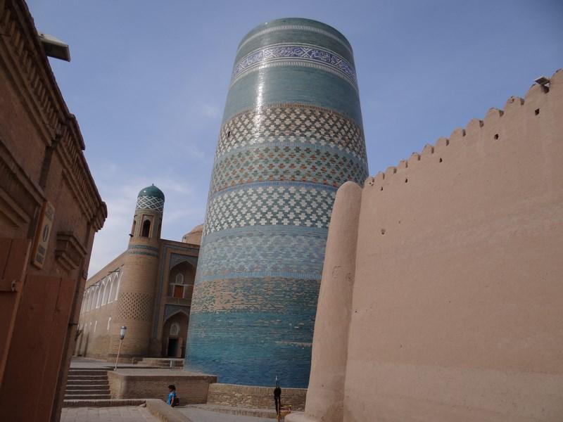 Minaretul Neterminat