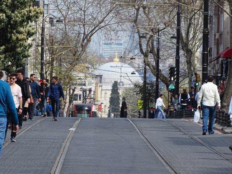 Linia Tramvai Sultanahmet