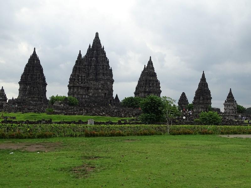 Temple Prambanam