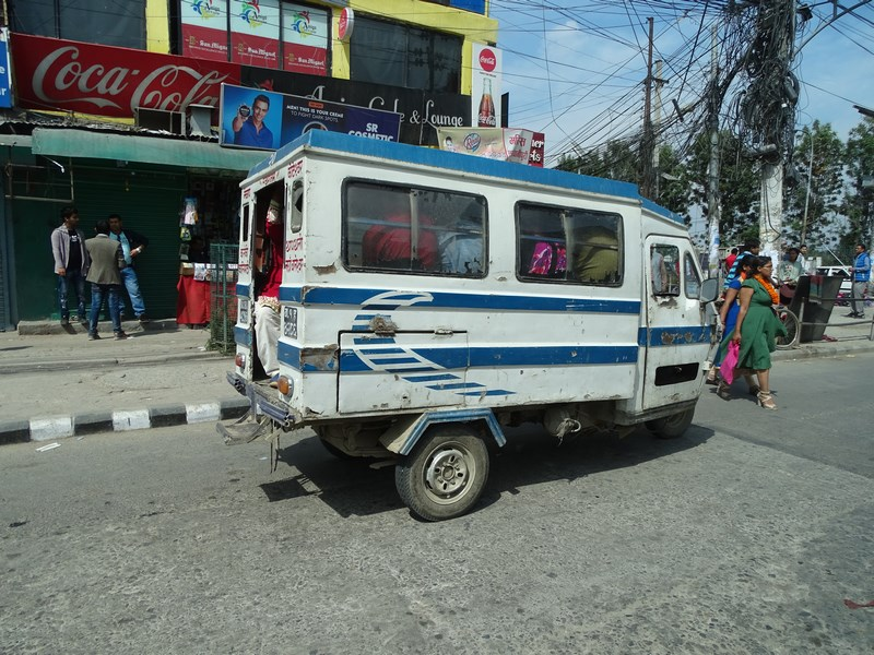 Transport In Comun
