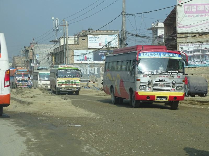 Autobuz Local Nepal