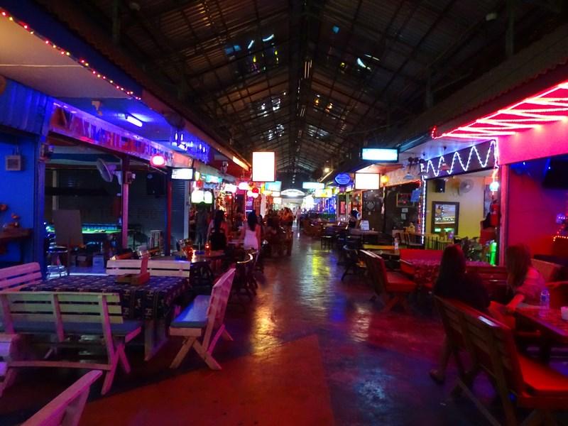 Girlie Bars Chiang Mai