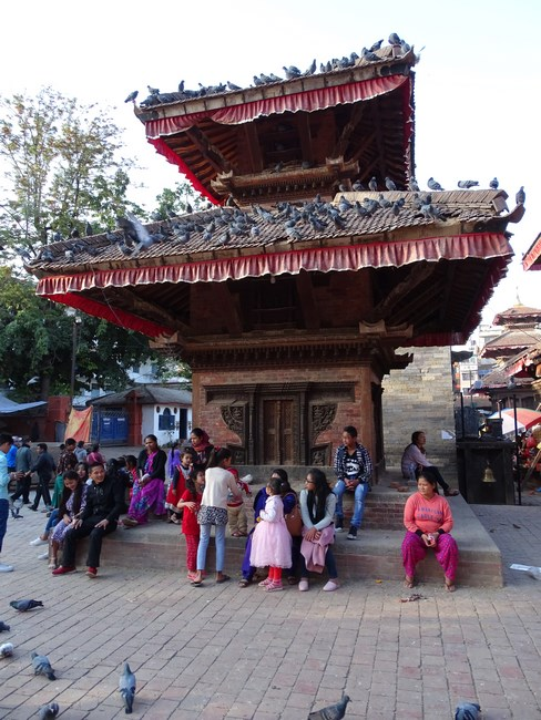 Templu Durbar Square Kathmandu