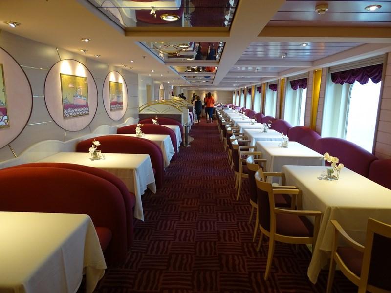 . Restaurant Special MSC Opera