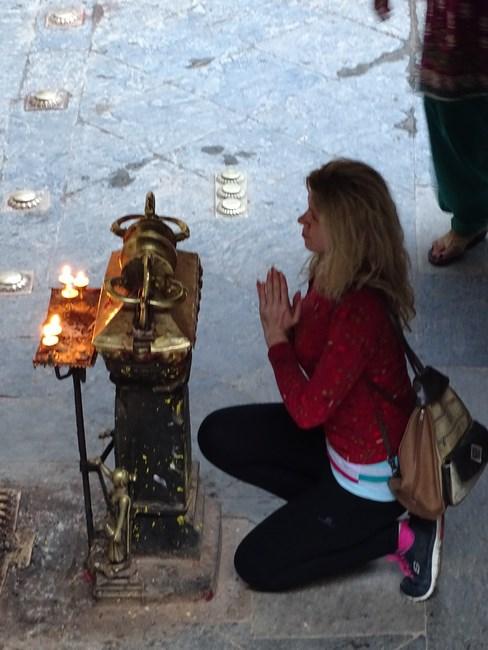 Credincioasa Budista