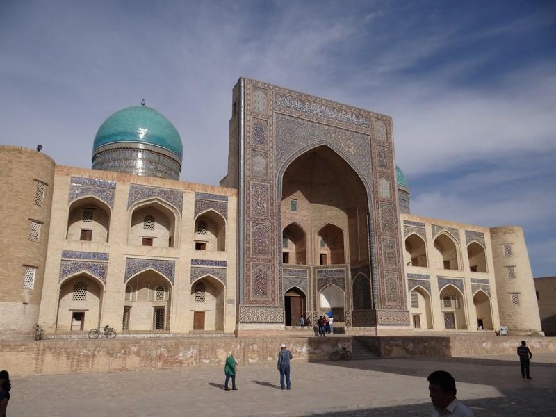 Medresa Bukhara