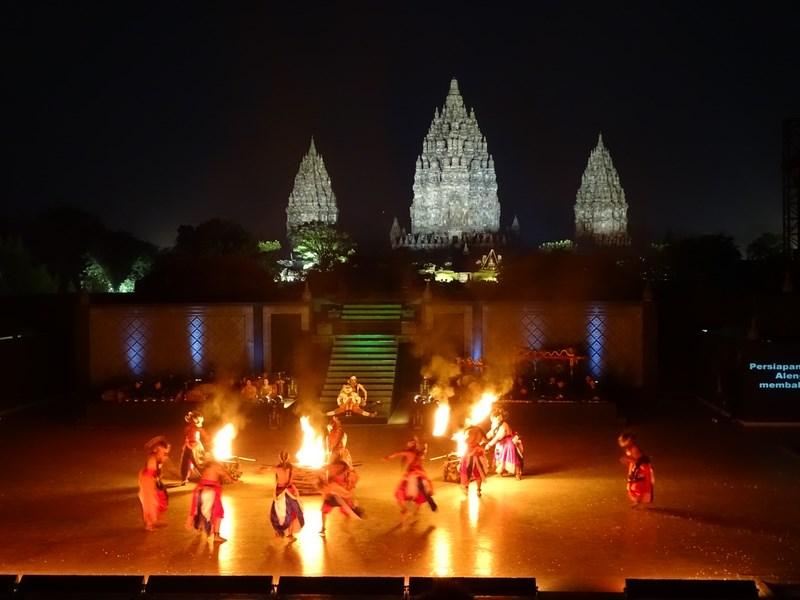 Spectacol Prambanam
