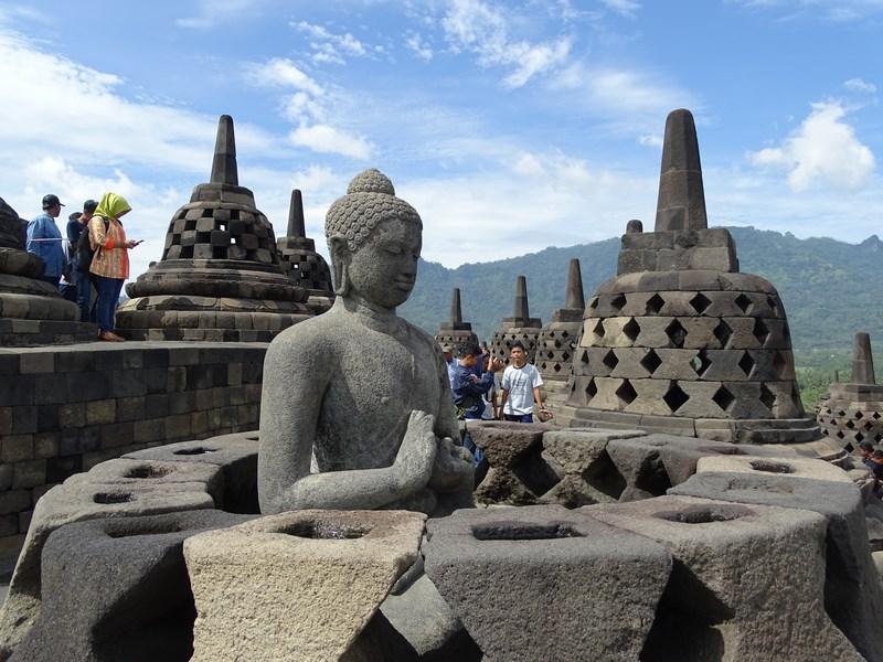 Buda Borobudur