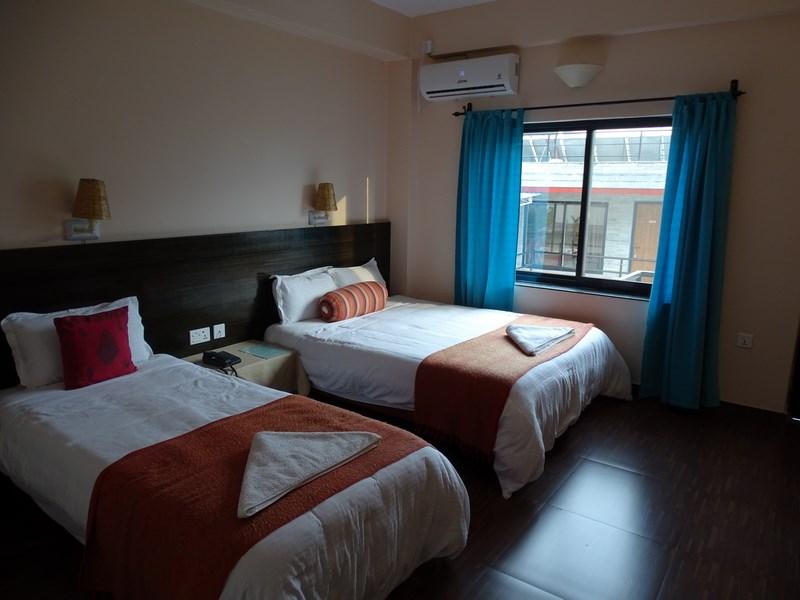 Interior Hotel Karuna Pokhara
