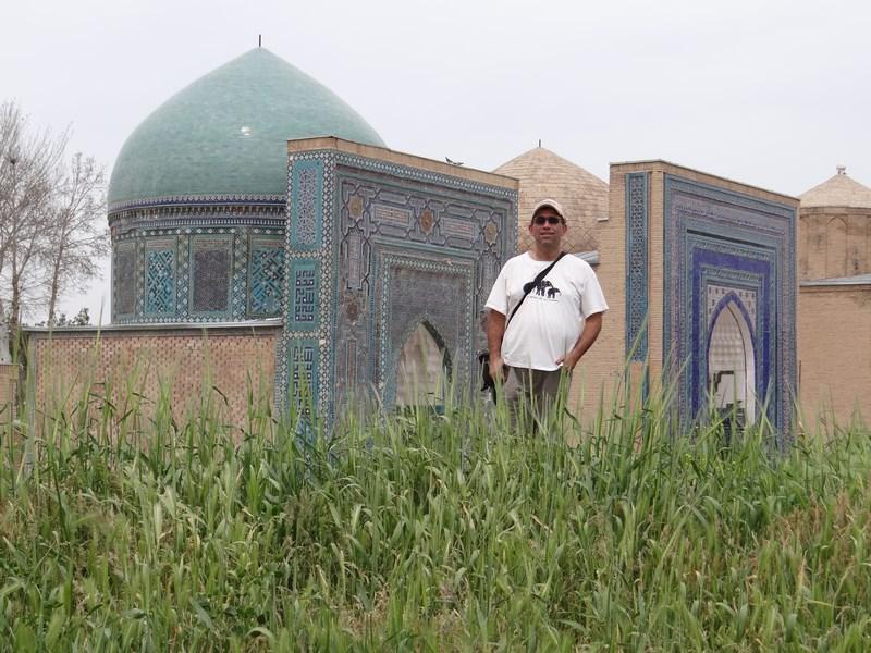 Morminte Samarkand