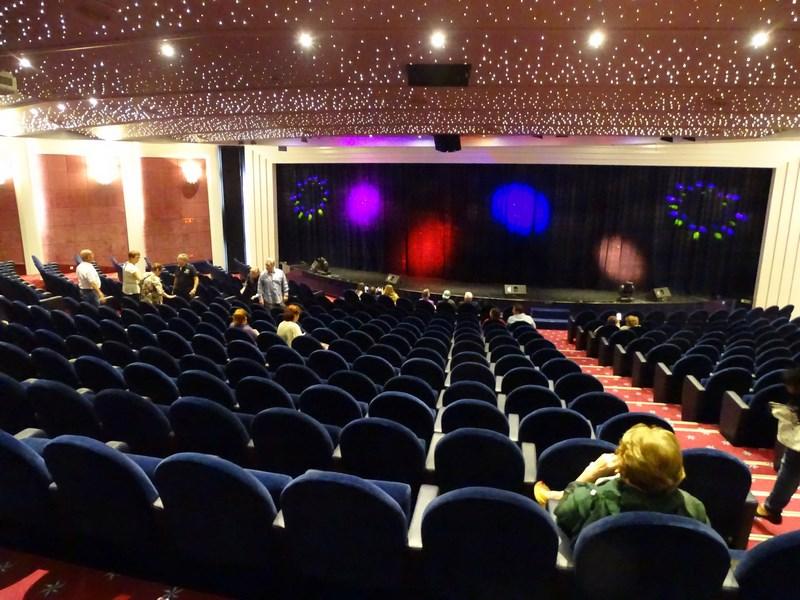 Sala Spectacole MSC Opera