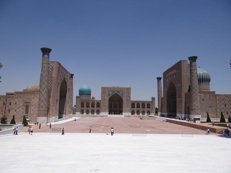 . Registan Samarkand