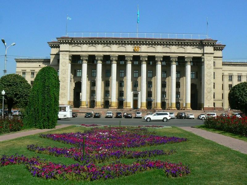 Arhitectura Sovietica In Almaty
