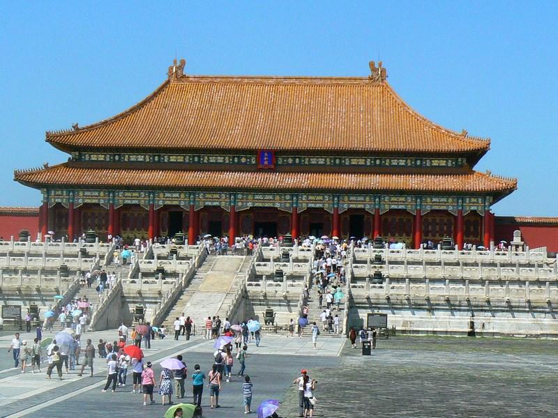Orasul Interzis Beijing China