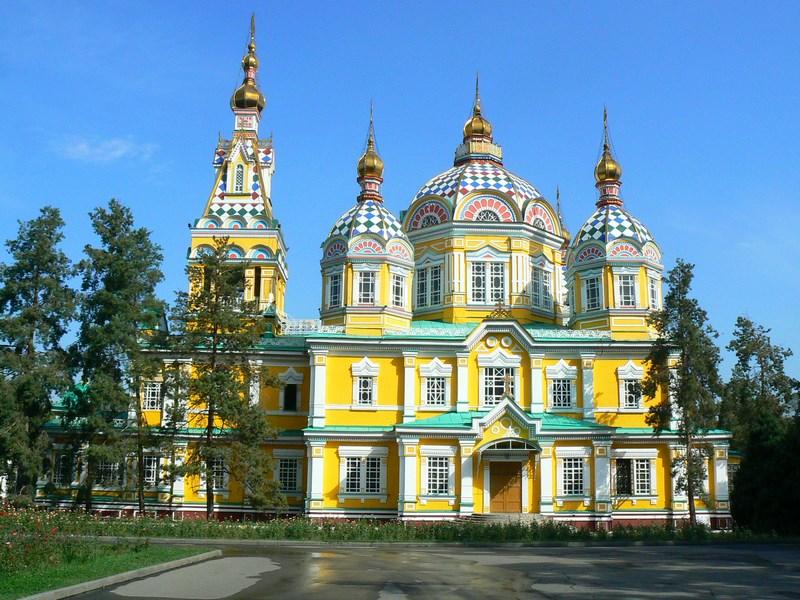 Catedrala Ortodoxa Almaty