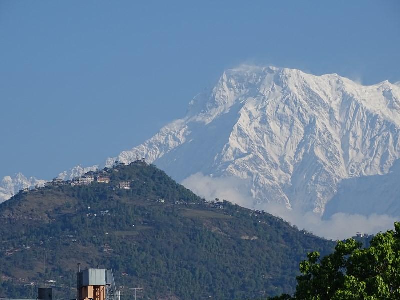 Nagarkhot Annapurna