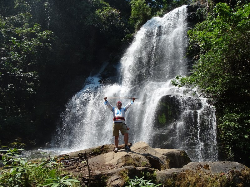 Cascada Doi Suthep