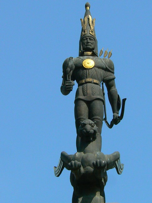 Omul De Aur Kazahstan