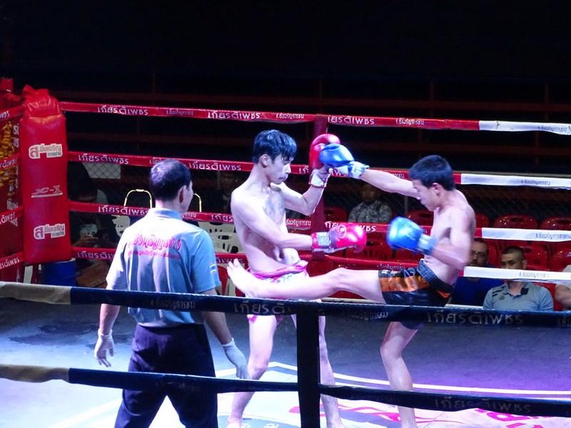 Box Thailandez