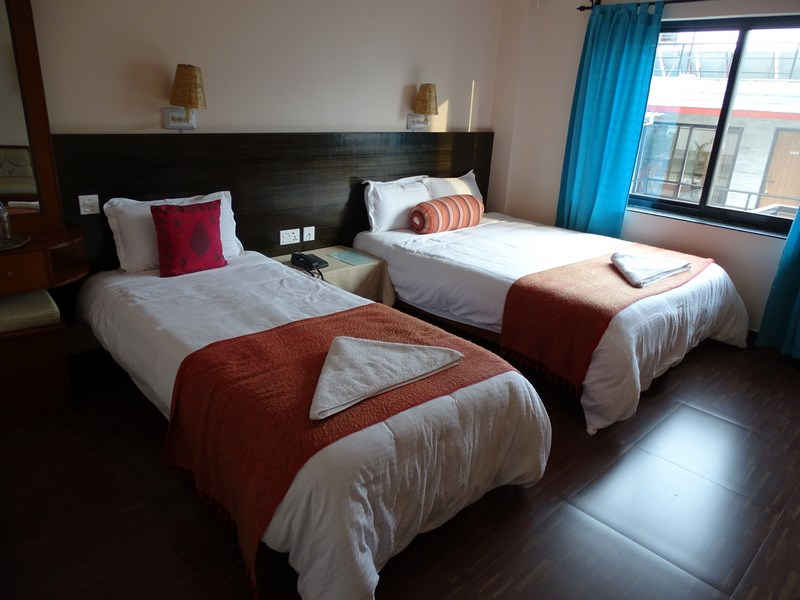 Hotel Karuna POkhara Interior