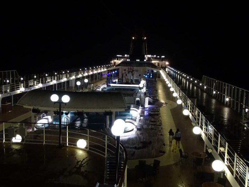 Noaptea MSC Opera