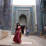 Samarkand Uzbekistan Asia Centrala