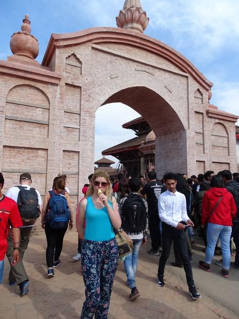 Poarta Bhaktapur