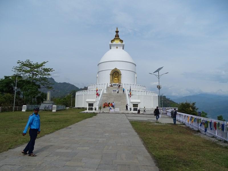 Stupa Pacii