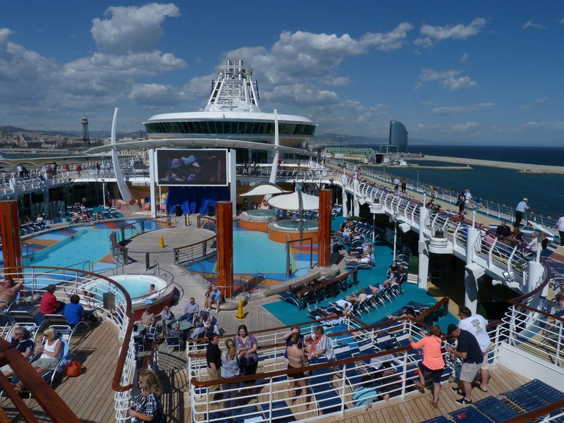 Punte Exterioara Liberty Of The Seas