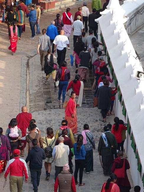 Credinciosi Tibetani