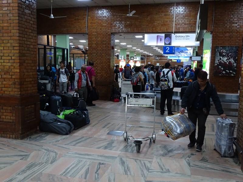 Livrare Bagaje Kathmandu