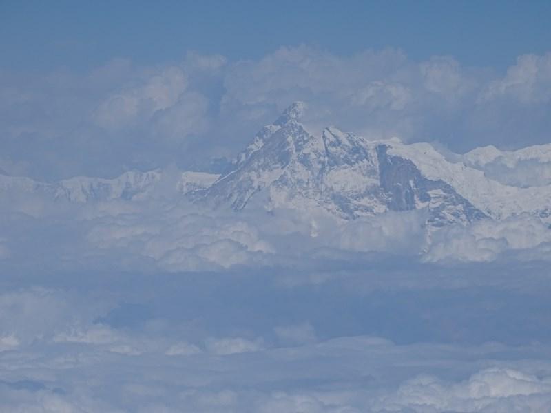 Zbor Peste Himalaya