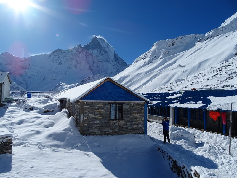 Baza Annapurna