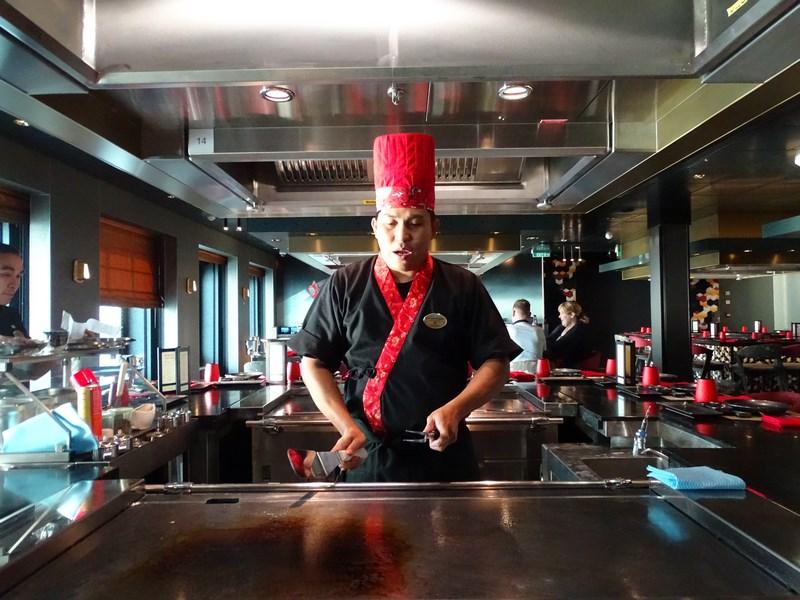 Spectacol Culinar Japonez