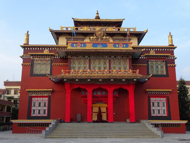Templu Tibetan Kathmandu