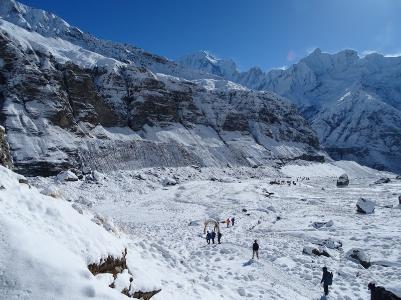Langa Annapurna Base Camp