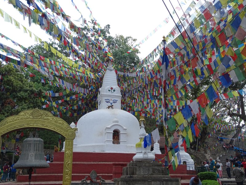 Mica Stupa