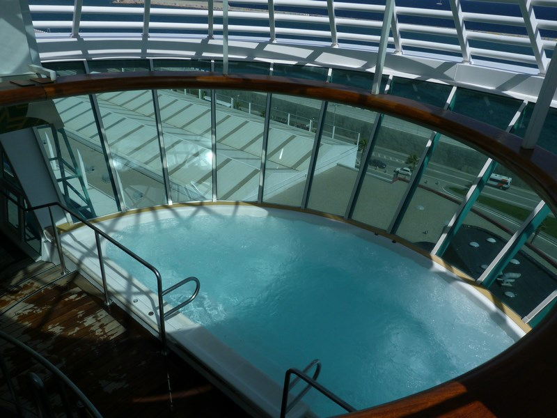 Jacuzzi Liberty Of The Seas