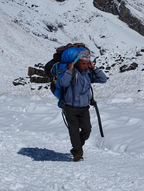 Annapurna Sherpa