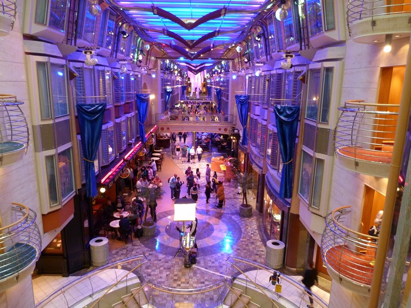 Main Street Liberty Of The Seas