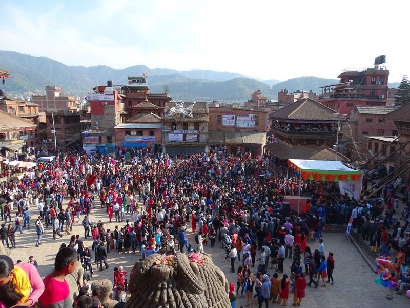 Anul Nou Nepal