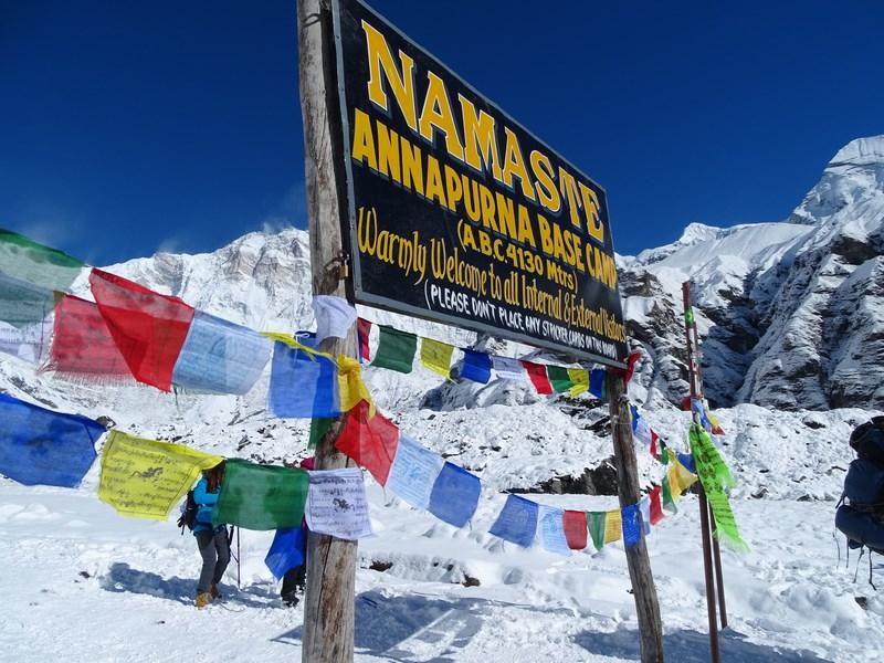Annapurna Sign