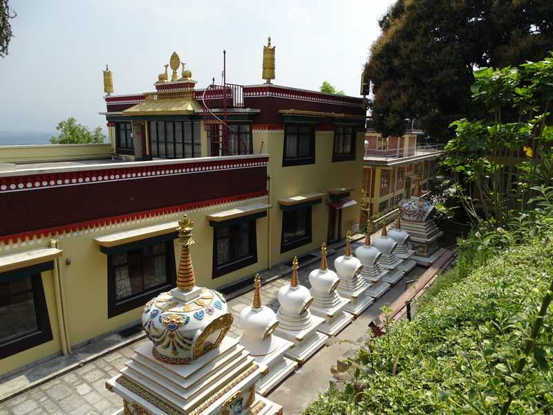 Rezidenta Invatacei Budisti