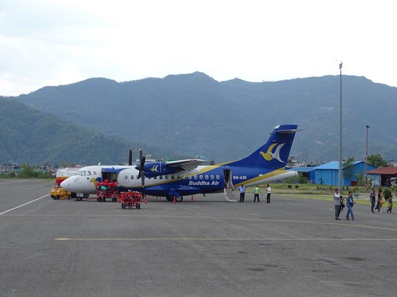 Buddha Air Pokhara