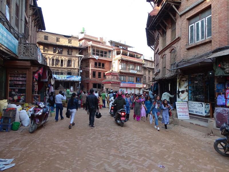 Strazi Bhaktapur