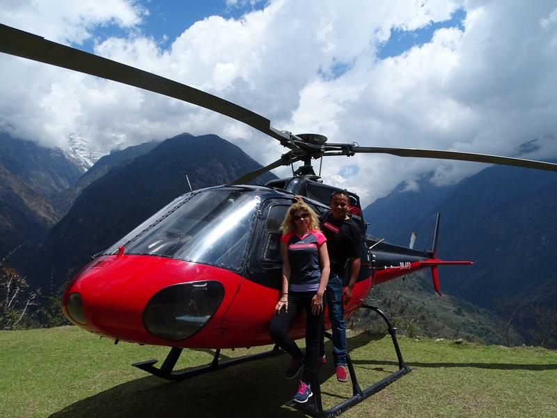 Heliport Pokhara