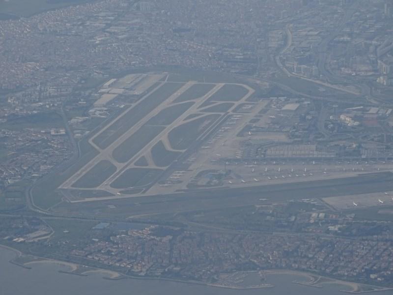 Ataturk Airport Istanbul