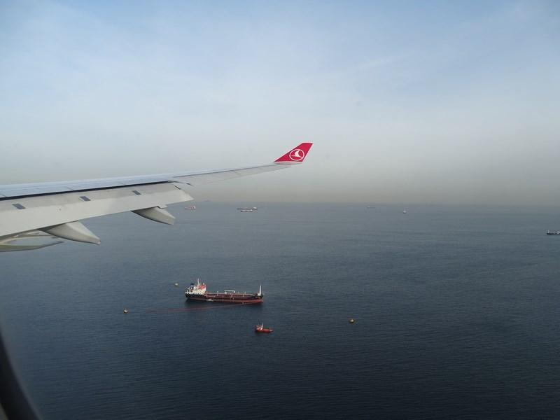 Aterizare Peste Marea Marmara